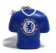 Chelsea FC chunky PVC stress relief keyring (bb)